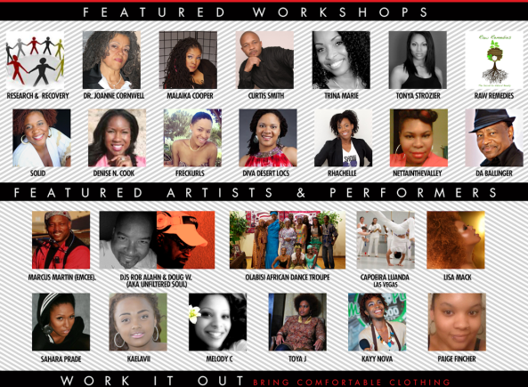 Natural Hair workshops