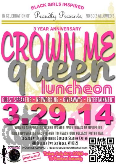 Crown Me Queen