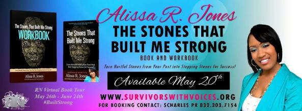 Built Strong Virtual Book Tour