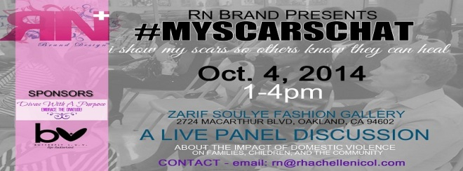My Scars Chat Oakland