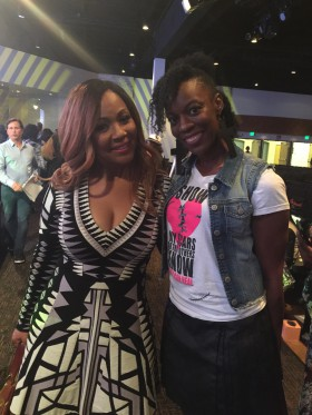 Erica Campbell and Rhachelle Nicol'