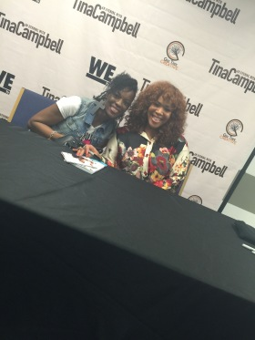 An Evening With Tina Campbell